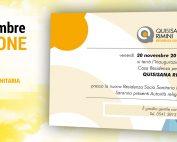 Inaugurazione Quisisana Rimini - 30 Novembre 2018
