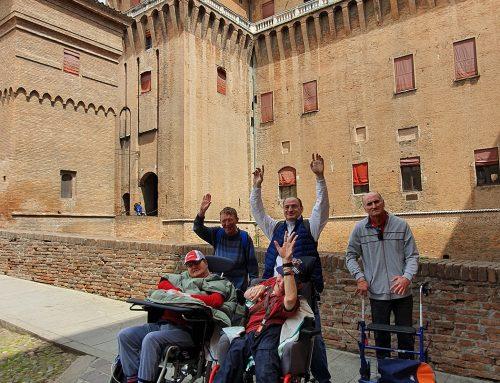 Quisisana Ostellato: Gita a Ferrara al Castello Estense