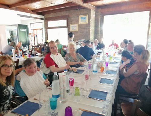 Quisisana Ostellato: Pranzo d'estate 2019 del CSRR