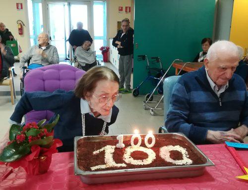Compleanni centenari a Quisisana Ostellato