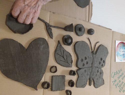 Quisisana Modigliana: Bottega dell'argilla – Primo appuntamento